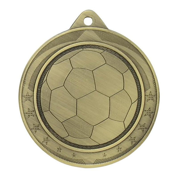 iron legacy medal soccer-D&G Trophies Inc.-D and G Trophies Inc.