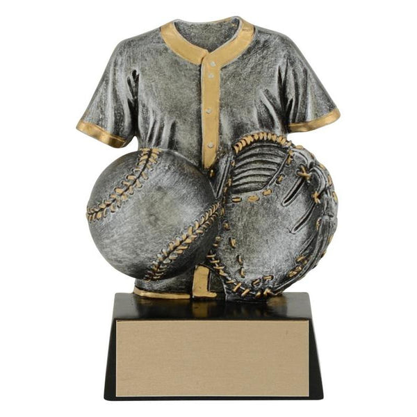 jersey baseball resin trophy-D&G Trophies Inc.-D and G Trophies Inc.