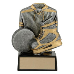 jersey hockey resin trophy-D&G Trophies Inc.-D and G Trophies Inc.