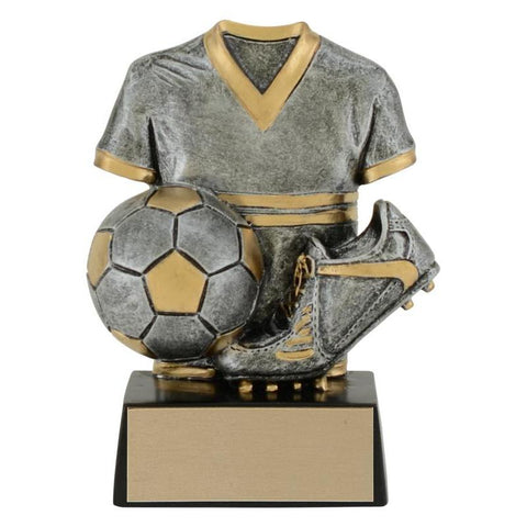 jersey soccer resin trophy-D&G Trophies Inc.-D and G Trophies Inc.