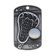 Lacrosse Dog Tag with Ball Chain-D&G Trophies Inc.-D and G Trophies Inc.