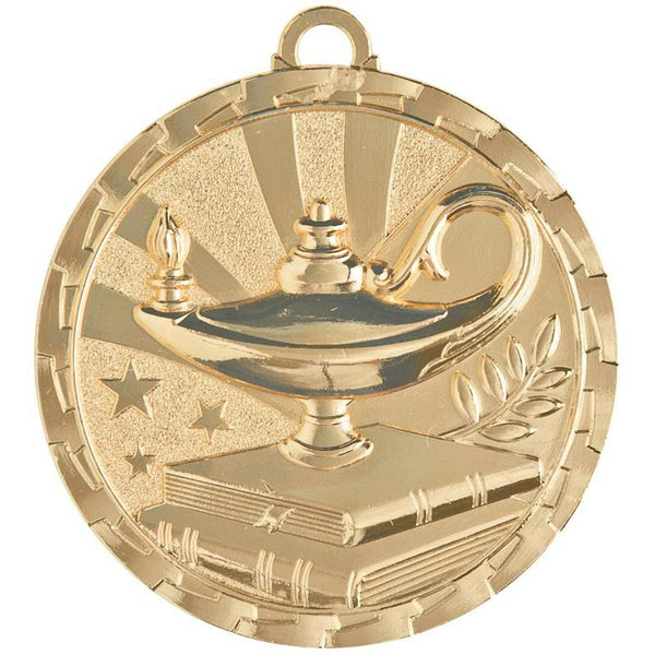 "Medal Brite Lamp 2"" Dia.-D&G Trophies Inc.-D and G Trophies Inc."