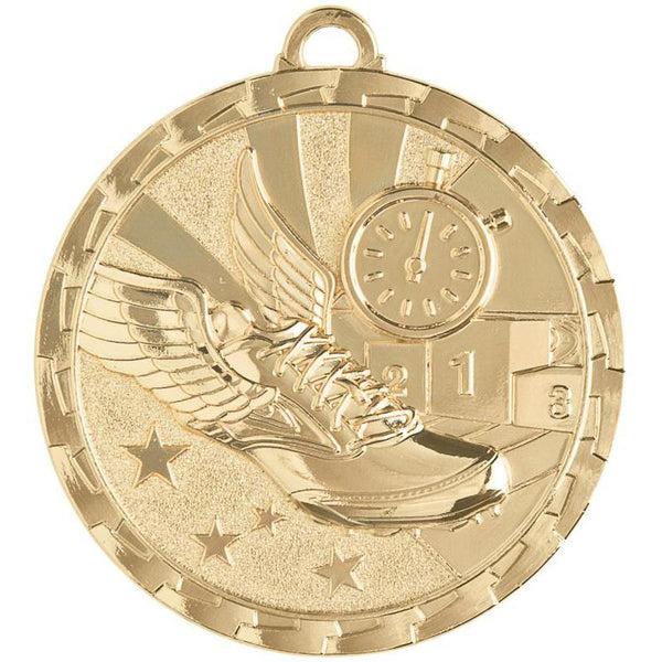 "Medal Brite Track 2"" Dia.-D&G Trophies Inc.-D and G Trophies Inc."