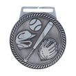 "Medal Titan Baseball 3"" Dia.-D&G Trophies Inc.-D and G Trophies Inc."