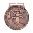 "Medal Titan Marathon 3"" Dia.-D&G Trophies Inc.-D and G Trophies Inc."