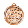 "Medal Vortex 2"" Drama-D&G Trophies Inc.-D and G Trophies Inc."