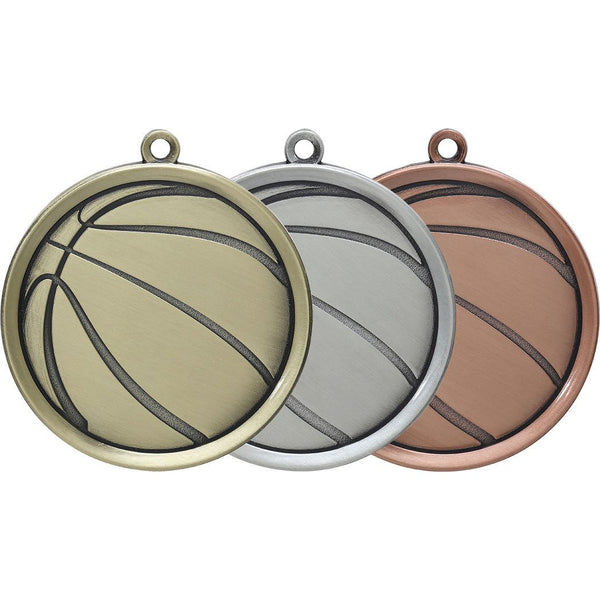 mega medal basketball-D&G Trophies Inc.-D and G Trophies Inc.