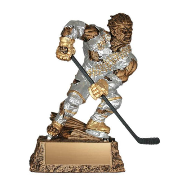 "Monster Resin Hockey 6.5""-D&G Trophies Inc.-D and G Trophies Inc."