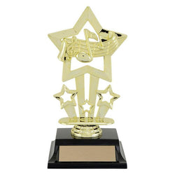 Music Achievement Award-D&G Trophies Inc.-D and G Trophies Inc.