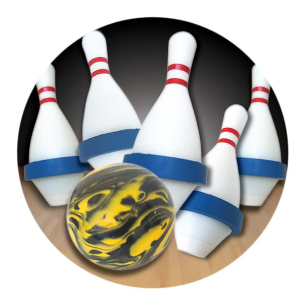 "Photo Insert, 5-Pin Bowling 1""-D&G Trophies Inc.-D and G Trophies Inc."