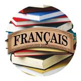 "Photo Insert, Academic ""Francais"" 1""-D&G Trophies Inc.-D and G Trophies Inc."