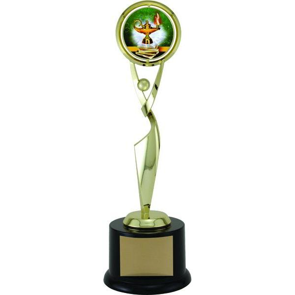 "Reach for the Stars 2"" Hol Achievement Award-D&G Trophies Inc.-D and G Trophies Inc."