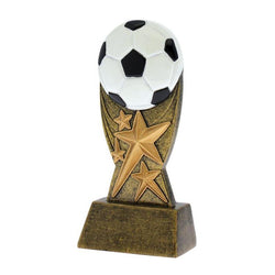 Resin Orbit Soccer-D&G Trophies Inc.-D and G Trophies Inc.