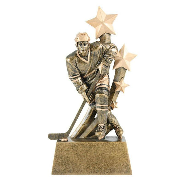 Resin Sentinel Hockey-D&G Trophies Inc.-D and G Trophies Inc.