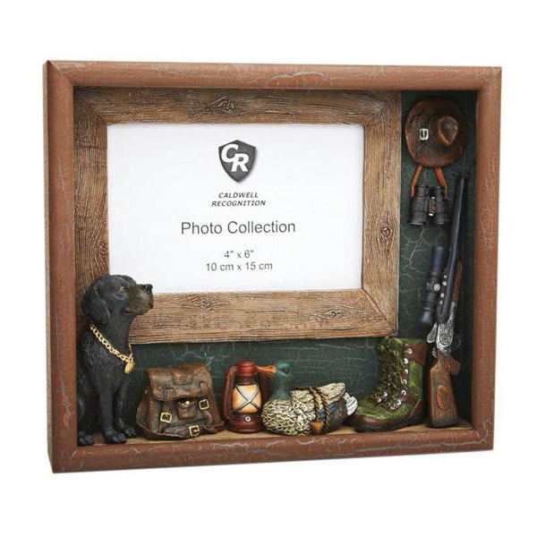 Resin Shadow Box Hunting-D&G Trophies Inc.-D and G Trophies Inc.