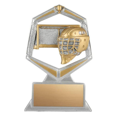 Resin Spirit Goalie-D&G Trophies Inc.-D and G Trophies Inc.