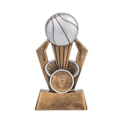 Resin Volcano Basketball-D&G Trophies Inc.-D and G Trophies Inc.