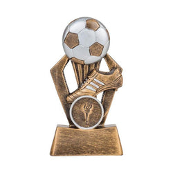 Resin Volcano Soccer-D&G Trophies Inc.-D and G Trophies Inc.