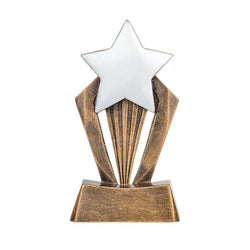 Resin Volcano Star-D&G Trophies Inc.-D and G Trophies Inc.