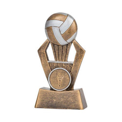 Resin Volcano Volleyball-D&G Trophies Inc.-D and G Trophies Inc.