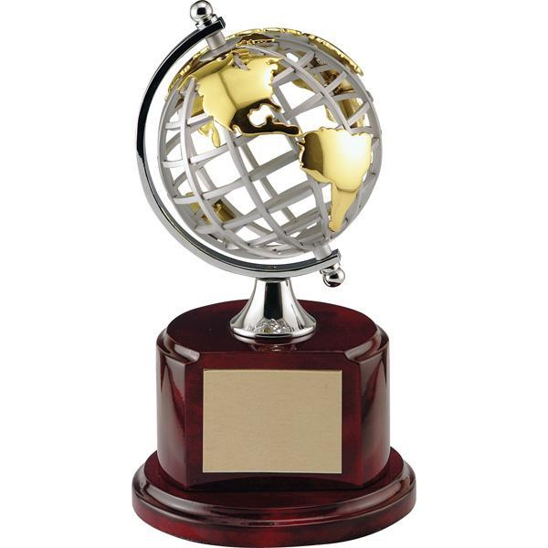 revolving globe giftware-D&G Trophies Inc.-D and G Trophies Inc.