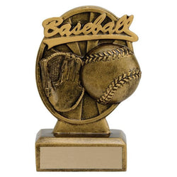 signature baseball resin trophy-D&G Trophies Inc.-D and G Trophies Inc.
