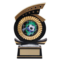 sport star insert holder resin trophy-D&G Trophies Inc.-D and G Trophies Inc.