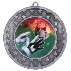 "star eclipse medal 1"" insert medal-D&G Trophies Inc.-D and G Trophies Inc."