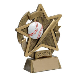 star gazer baseball resin trophy-D&G Trophies Inc.-D and G Trophies Inc.