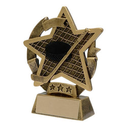 star gazer hockey resin trophy-D&G Trophies Inc.-D and G Trophies Inc.