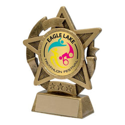 star gazer insert holder resin trophy-D&G Trophies Inc.-D and G Trophies Inc.
