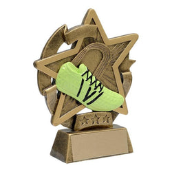 star gazer track distinctive resin trophy-D&G Trophies Inc.-D and G Trophies Inc.