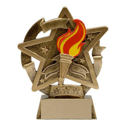 star gazer victory distinctive resin trophy-D&G Trophies Inc.-D and G Trophies Inc.