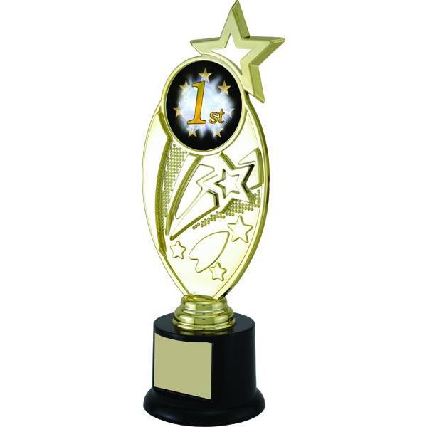 "Top Star 1"" or 2"" Holder Achievement Award-D&G Trophies Inc.-D and G Trophies Inc."