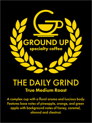 The Daily Grind - True Medium Roast