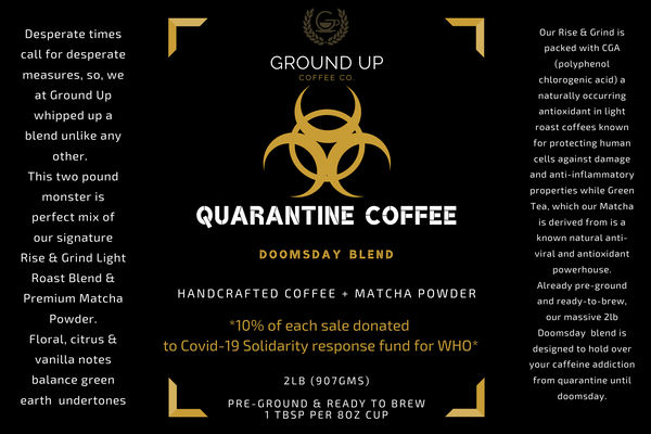 Official Quarantine Coffee