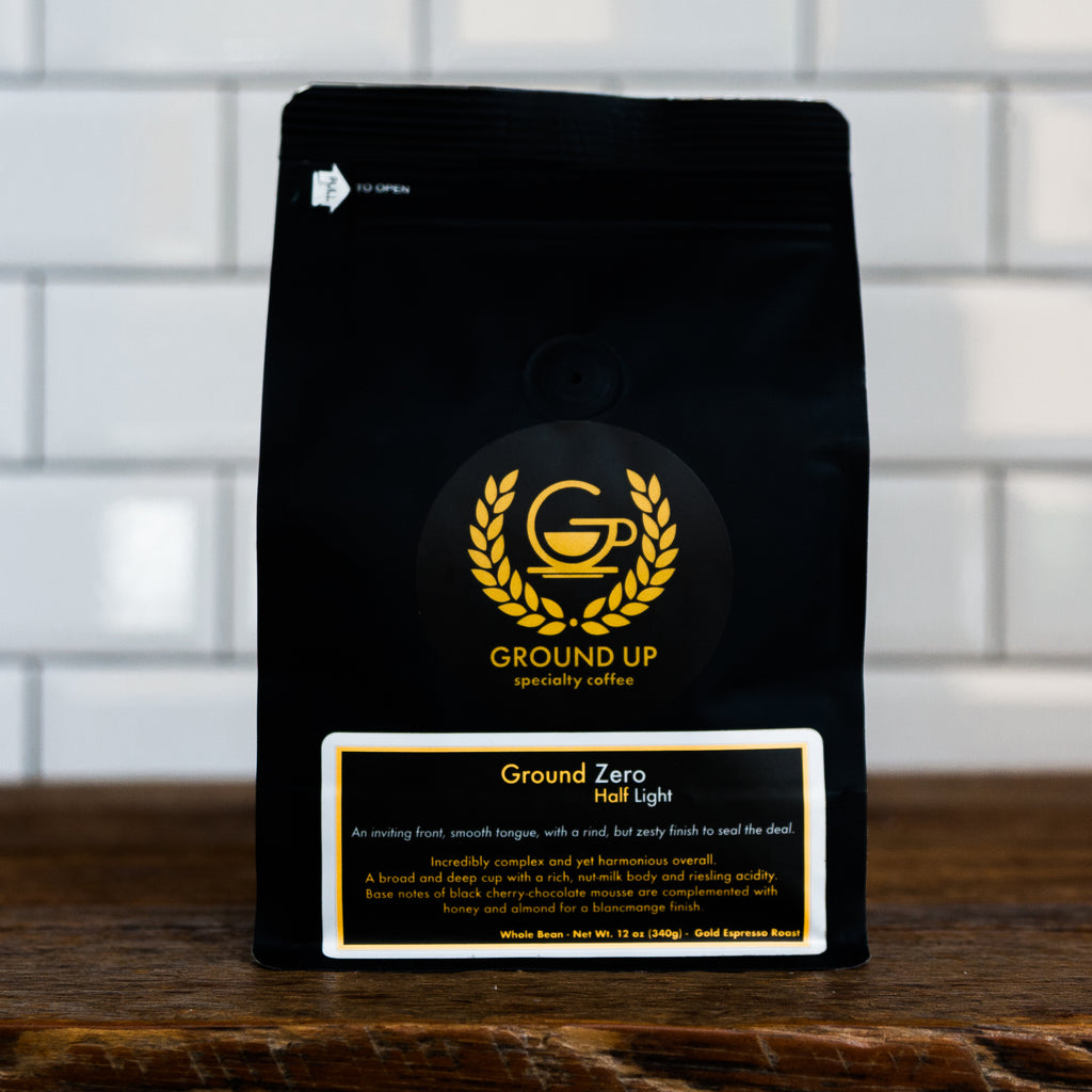 Half Light - Gold Roast - Foundation Espresso