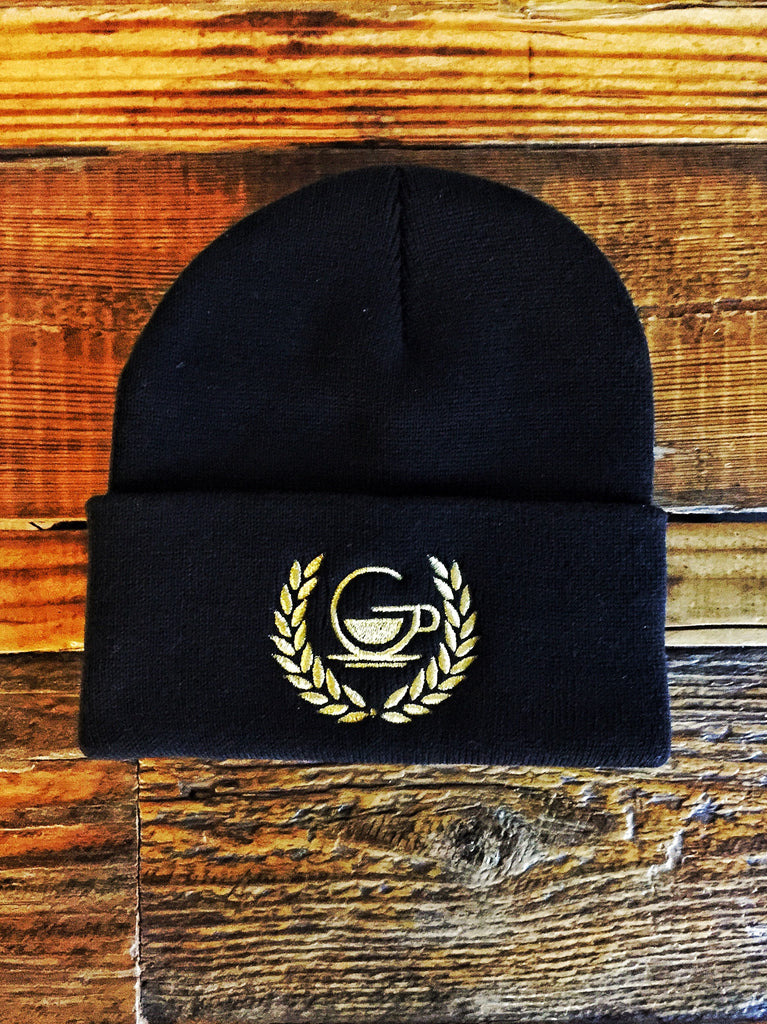 Signature Ground Up Coffee Beanie