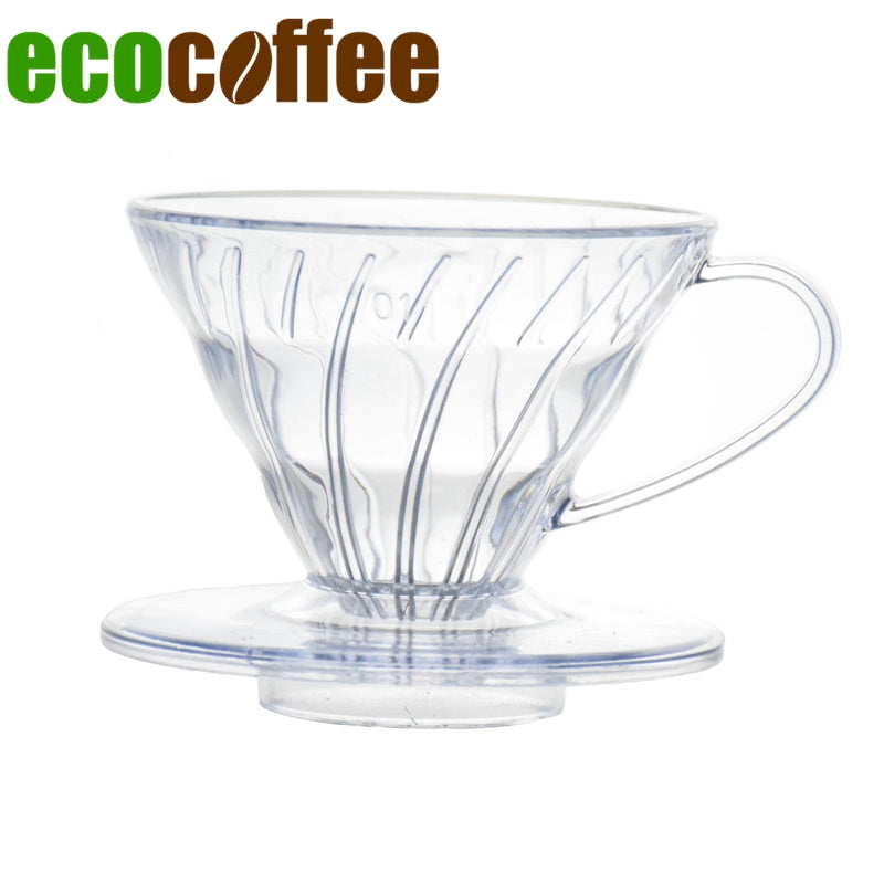 V60 Style Coffee Dripper  Heat-resistant resin