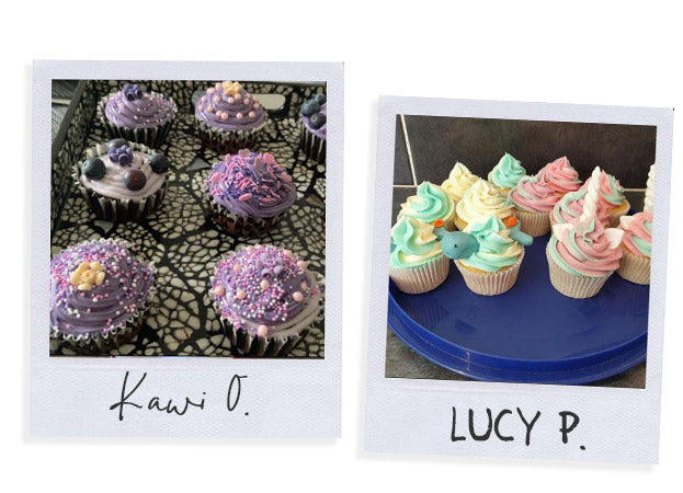 Kawi and Lucy.P's Cupcakes