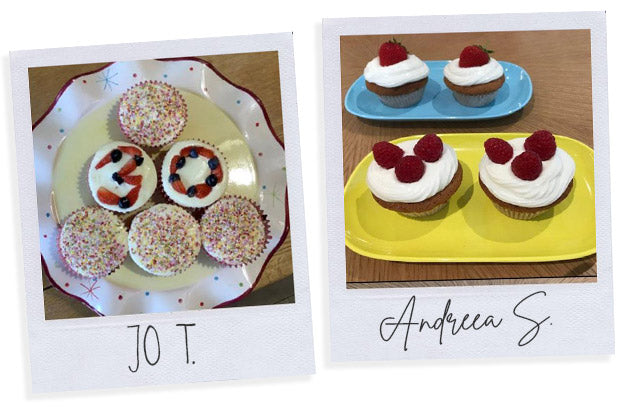 Jo and Andreea's Cupcakes