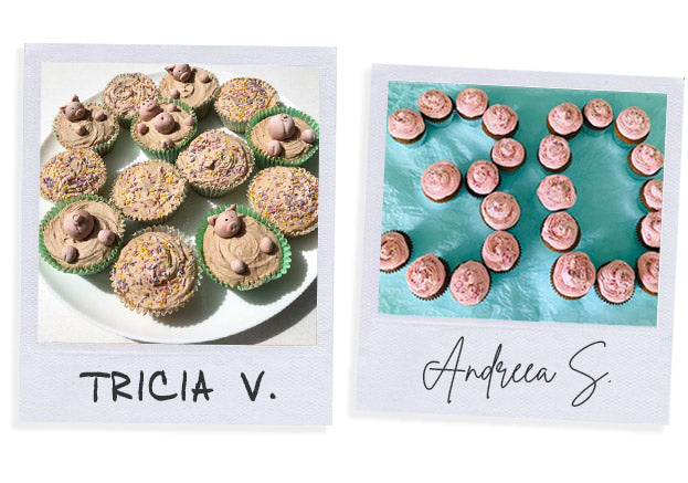 Tricia and Andreea's Cupcakes