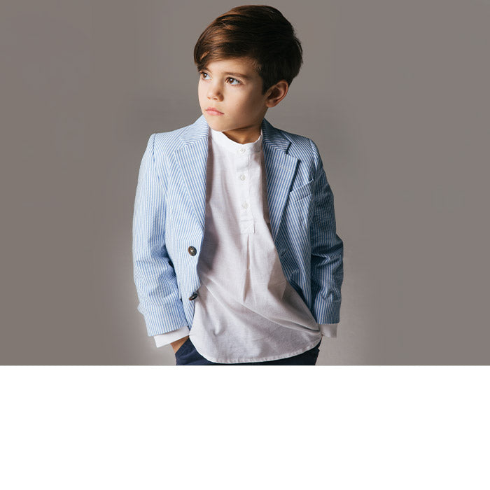 Boys Coats, Jackets & Blazers Collection banner