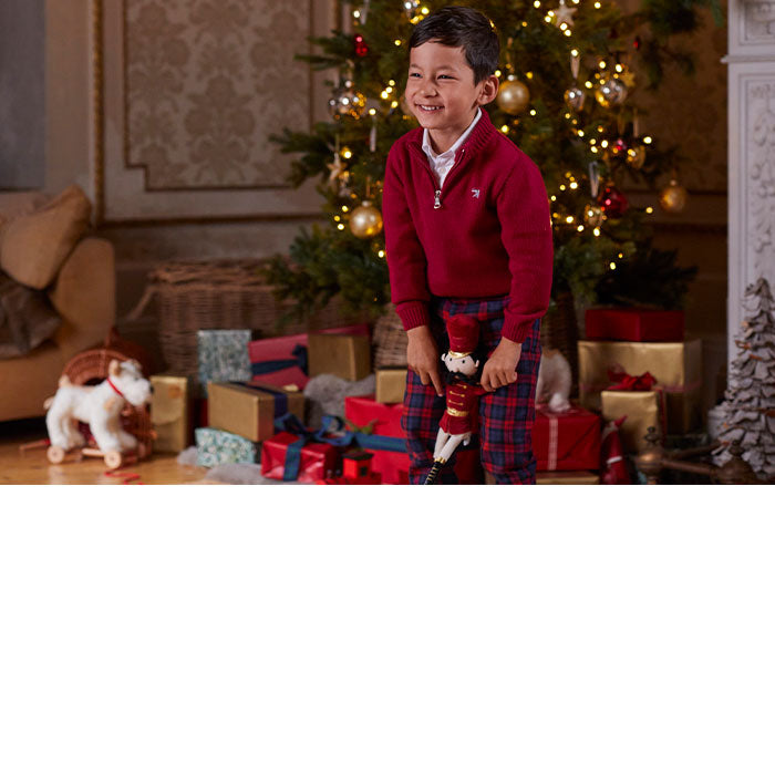 Boys Knitwear And Toys