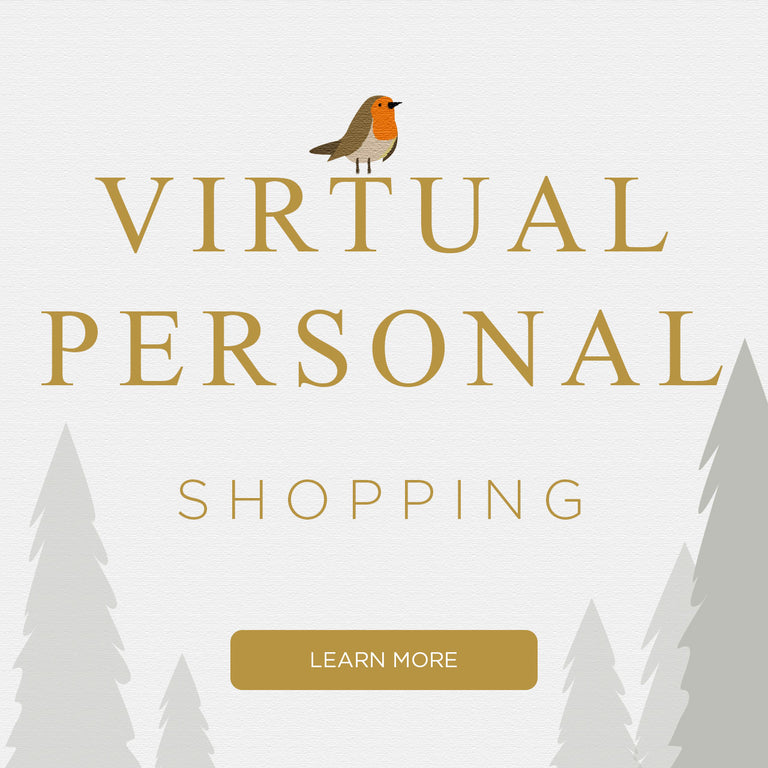 Virtual Personal Shopping Banner