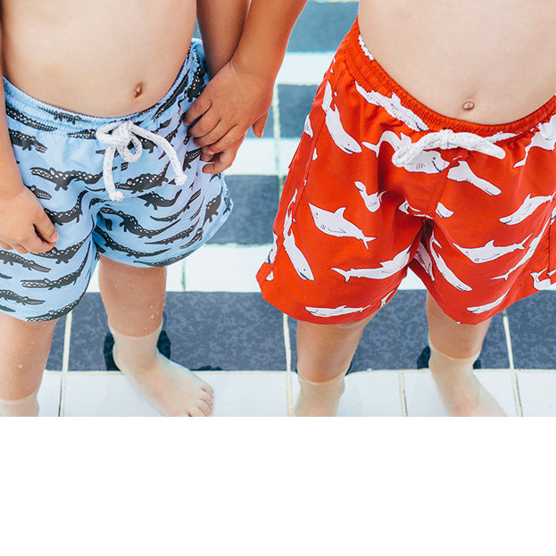 Trotters Swimwear Boys Swimming Trunk Swim Shorts