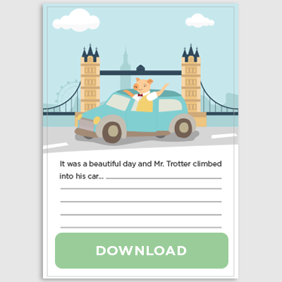 Mr Trotter in London Story Telling Download