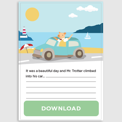 Mr Trotter goes to the seaside Story Telling Download