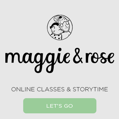 Maggie & Rose YouTube Classes and Activities