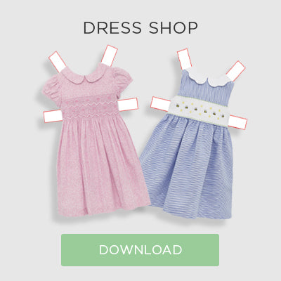 Trotters Dress Shop Collection Outfits for Cutout